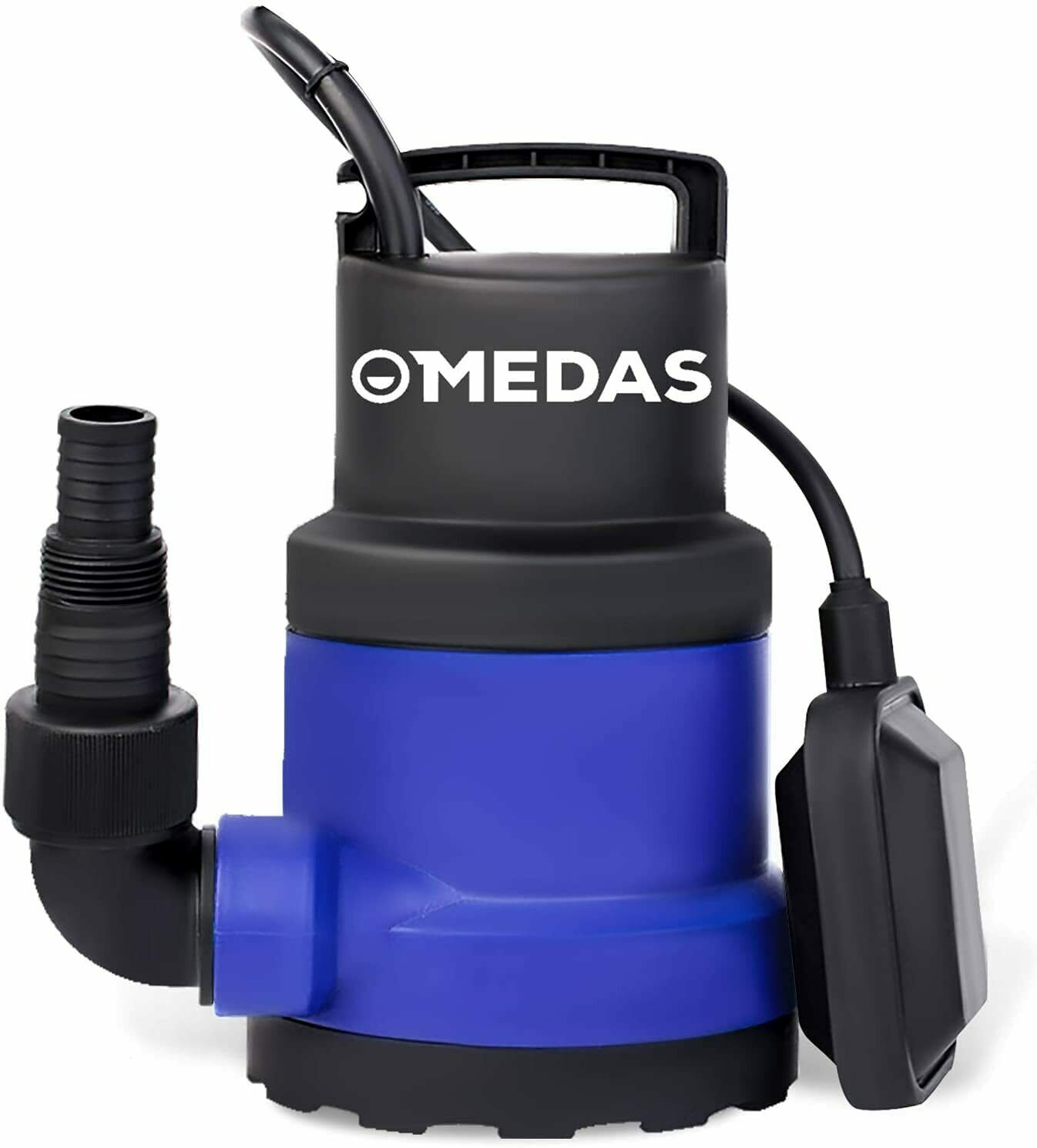 Pumps Submersible Water Pump Portable Utility Pump Float Swich for Pool and Pond
