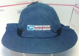 Image is loading USPS-POSTAL-SUMMER-EXTREME-CONDITION-HAT-UV-PROTECTION- f81e34435f9