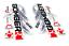 New custom Marzocchi Bomber 55 66 888 DJ2 fork stickers decals mtb bike