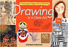 Drawing is a Class Act, Years 1-2: A Skills-based Approach to Drawing by Meg Fabian (Paperback, 2005)