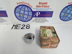 4620101 FANALE LUCE TARGA POSTERIORE CROMATO FIAT 1300 1500 1500C ALTISSIMO