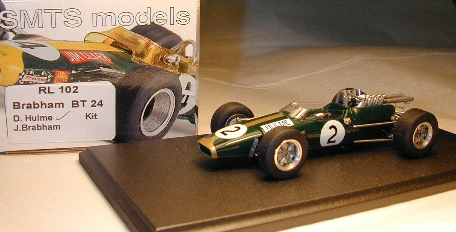 1 43 RL102 BRABHAM BT24 Denny Hulme BY  SMTS  en solde 70% de réduction