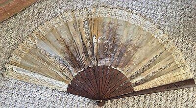 Large Victorian Fan