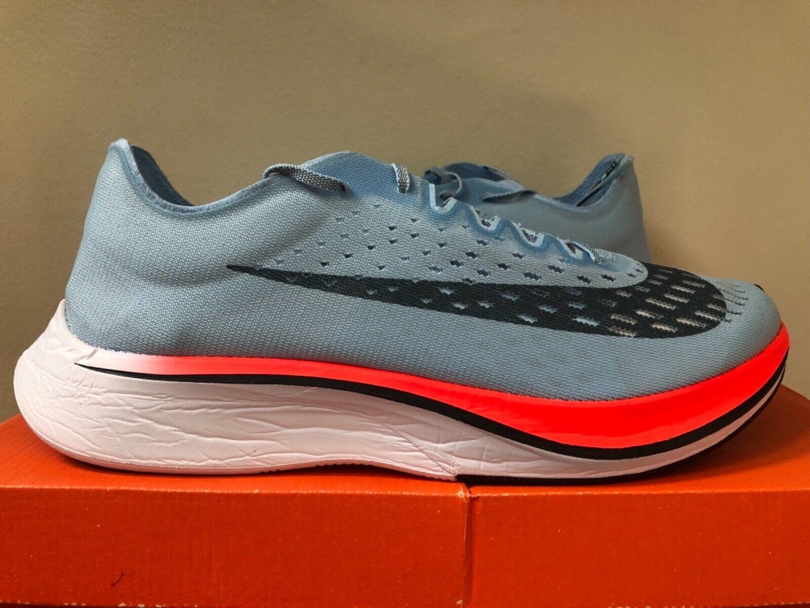 Nike Zoom Vaporfly 4% Ice bluee Size 7-13 bluee Fox 880847-401 LIMITED BREAKING 2