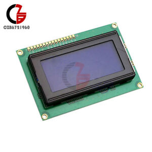 Lcd Display Module For Arduino Lcd 16X4 1604 Character Lcm Blue Blacklight 5V lf