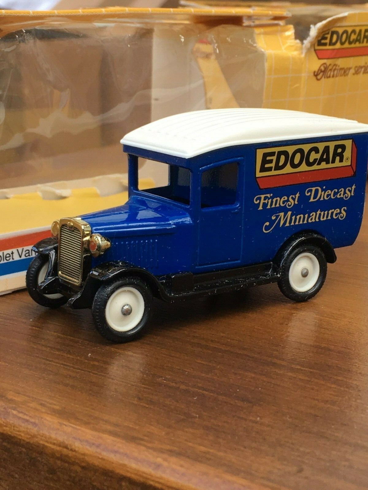 LLEDO EDOCAR OLD TIMER SERIES Ford Tanker Dennis Fire Fire Fire Engine AEC Bus Rolls Royce 7426d3