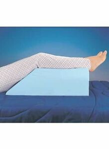 Buy Lower Back Support Pillow For Chair Leg Lift Cushion Bed Wedge