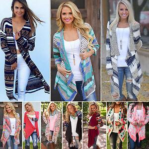 Women-Long-Sleeve-Irregular-Cardigan-Jumper-Top-Casual-Loose-Knitted-Coat-Jacket