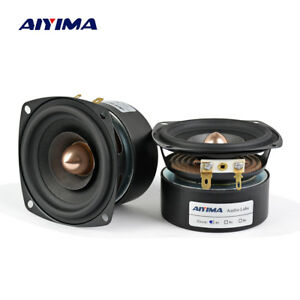 2Pcs-3-Inch-4Ohm-8Ohm-15W-Audio-Speaker-HIFI-Full-Range-Loudspeaker-Bass-Treble