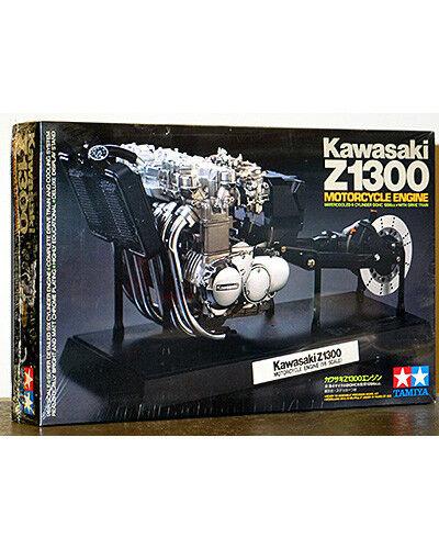 1 6 TAMIYA KAWASAKI Z1300 MOTORCYCLE ENGINE