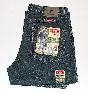 New Wrangler Regular Fit Jeans All Men`s Sizes QUARTZ Stone Color Free Shipping