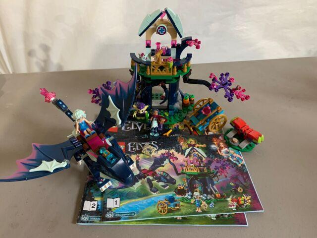 New From Set 41187 Aqua Lego Elves LULA Baby Dragon