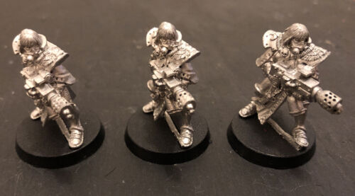 Warhammer 40k Sisters of Battle Flamer Metal OOP Adepta Sororitas X1