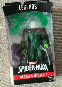 "Marvel Legends 6/"" Spider-Man Series MYSTERIO Lizard BAF New Sealed"