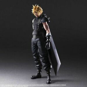 Square Enix Final Fantasy VII Remake Play Arts Kai Cloud Strife Ver 2 Figure
