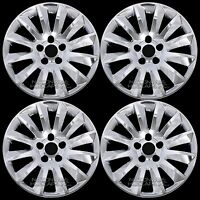 4 Chrome 2011-2014 Chrysler 300 17 Wheel Skins Hub Caps Rim Covers Alloy Wheels