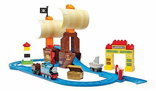 Mega Bloks Thomas and Friends Gioco La leggenda del tesoro perduto di E2E