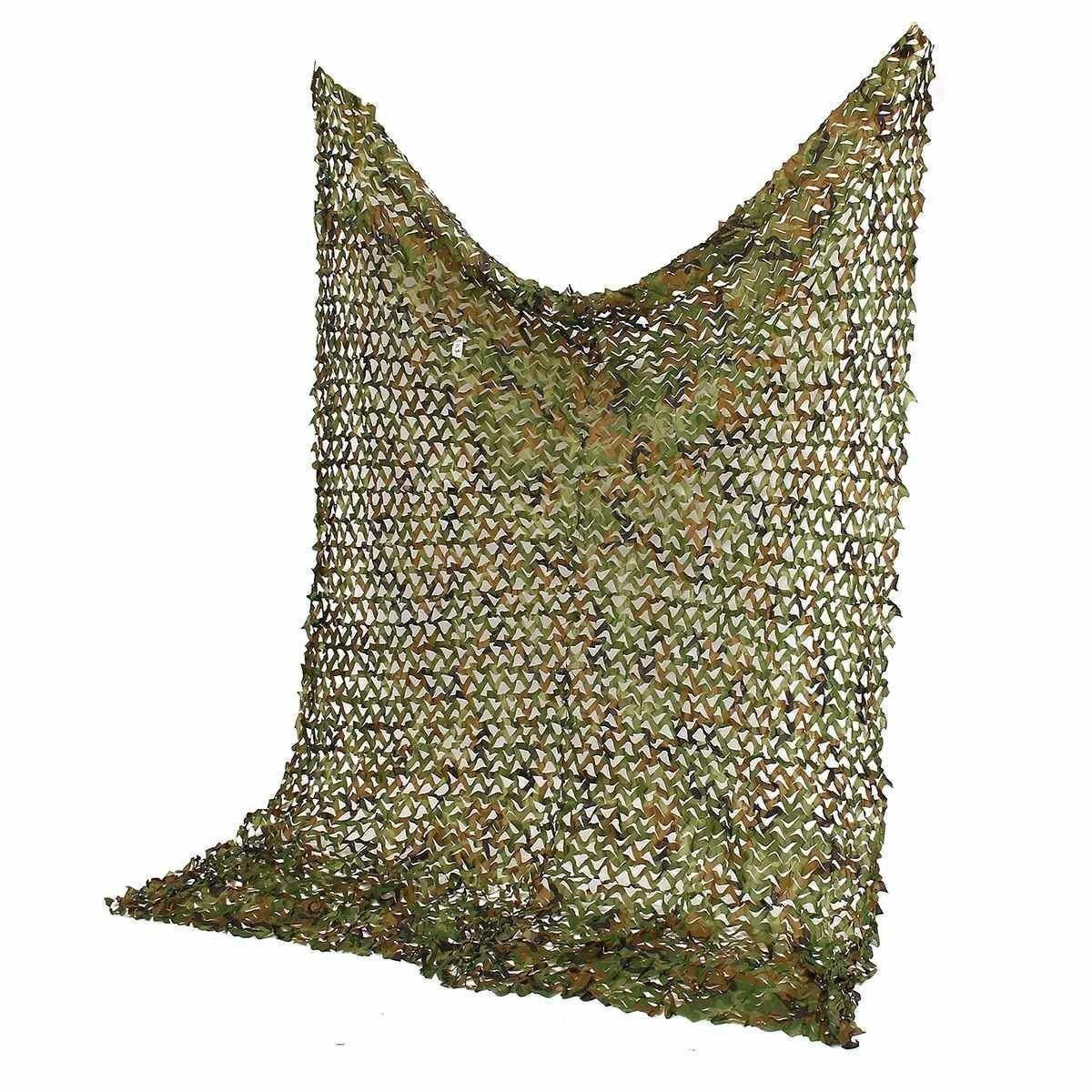2mX5m Hunting Camping Oxford Camouflage Camo Net Hide Army Netting car cover Mil