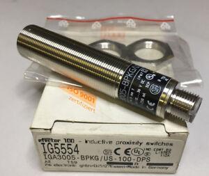 ifm electronic IF5811 Induktiver Sensor IFK3007-BPKG//US-104-DPS inductive sensor
