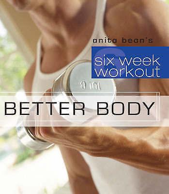 1 of 1 - Bean Anita-Better Body  BOOK NEW