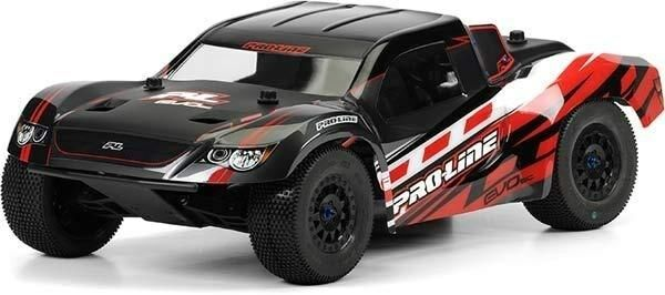 Pro-Line Racing    EVO Short Course Clear Body  PRO341300 cee766