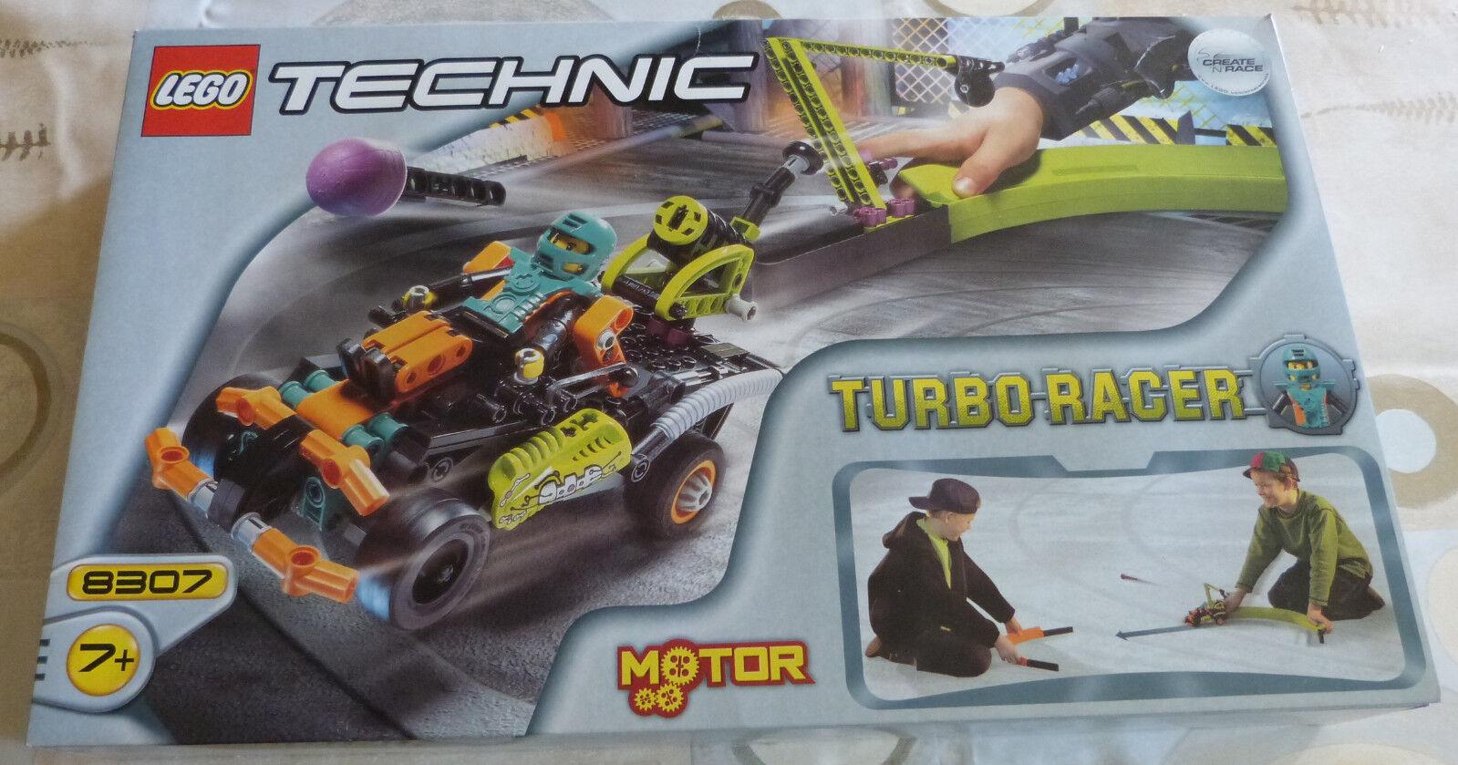 Lego Technik 8307 TURBO RACER, Neu und OVP
