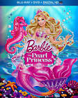 Barbie: The Pearl Princess (Blu-ray/DVD, 2014, 2-Disc Set, Includes Digital Copy UltraViolet)
