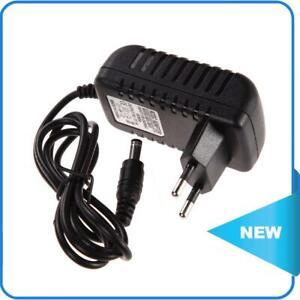 AC 100-240V Converter Adapter DC 5.5 x 2.5MM 6V 1A 1000mA Charger EU Plug  ✨