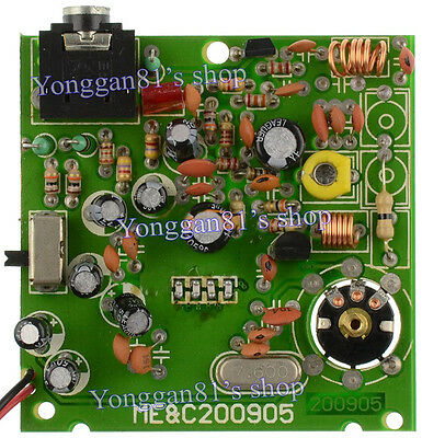 BH1417F Stereo PLL FM Transmitter Module BP Machine Type Transmitting Board Kits