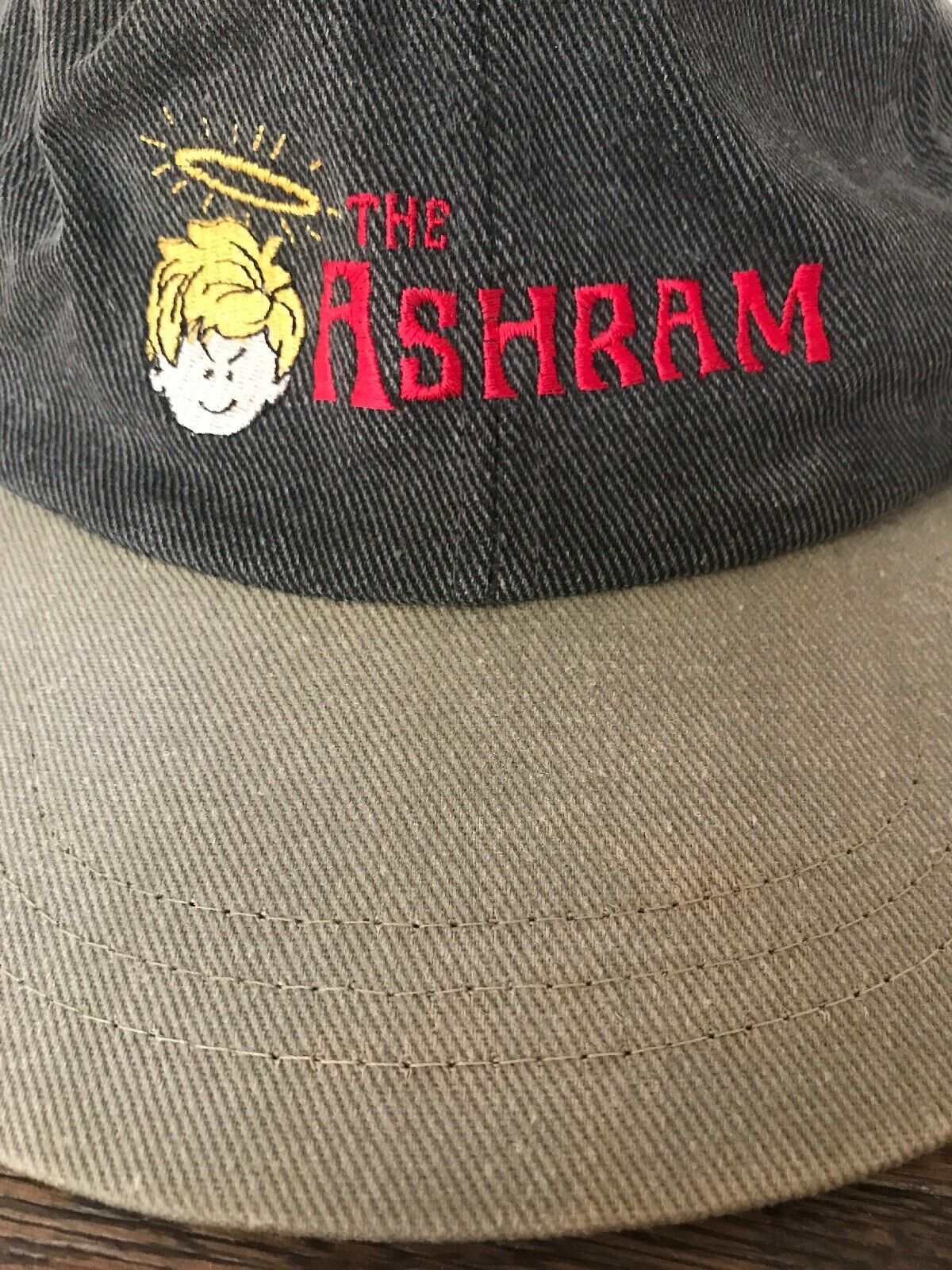 THE ASHRAM Exclusive Yoga Health Hike Retreat Calabasas Baseball Cap Hat