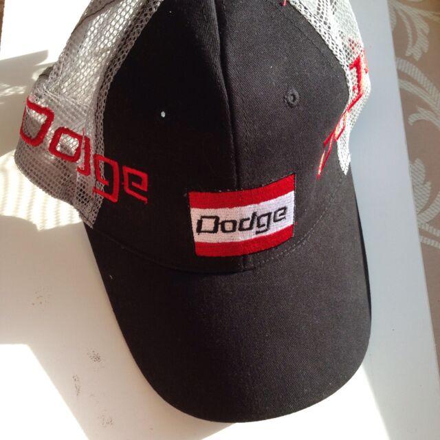 116b1eb99bd Dodge Hat MOPAR HEMI Scat Pack Chase NASCAR Mesh Back