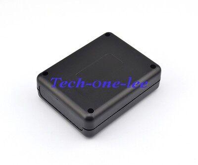 Plastic Project Box Electronic Case Diy Box 90*70*28mm (L*W*H) Black