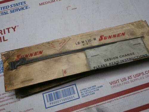 NOS L8W L10W BRAND NEW SUNNEN WEDGE L 8 W        L 10 W   Best price on