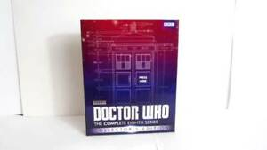 Doctor-Who-The-Complete-Series-8-Eighth-Collectors-Ltd-Ed-season-8th-eight