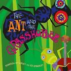 The Ant and the Grasshopper by Rebecca Emberley (Hardback, 2012)