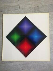 Victor-Vasarely-Vol-2-Folklore-Global-Limited-Griffon-Neuchatel-1971
