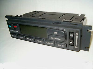 02 03 04 Ford F150 Climate Control Ac Heat No Defrost Rear