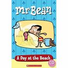 Mr Bean: a Day at the Beach by Sarah Silver (Mixed media product, 2014)