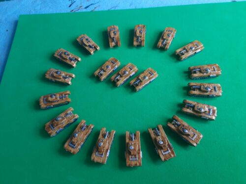 Axis and Allies painted pieces UK Churchill tank HBG