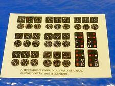 Nautic Pro strumenti Board 38 x 52 mm