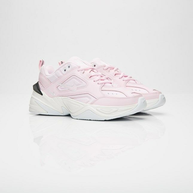 Nike M2K Tekno Pink Foam AO3108-600 Women Sizes NEW 100% Authentic Limited