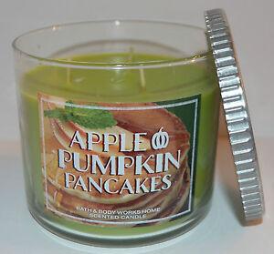 New Bath Amp Body Works Apple Pumpkin Pancakes Scented