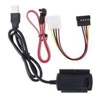 Sata / Pata / Ide  Laufwerk zu USB 2.0 Adapter Kabel Elektronische Festplatte