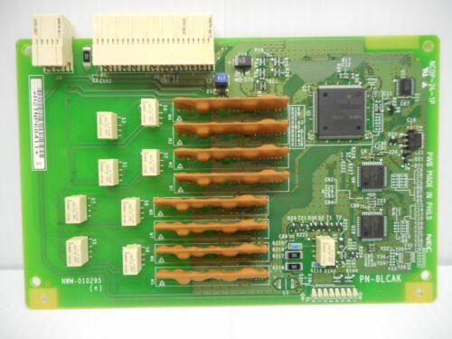 NEC 8LCAK 8 Port Single Line Circuit Card Board NEAX 2000 IVS Telephone System