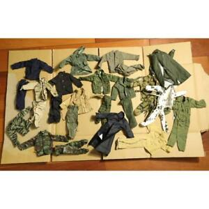 Lot-5pcs-GI-JOE-Soldier-1-6-Custom-Clothes-Dress-for-12-039-039-Dragon-BBI-Doll-Rare