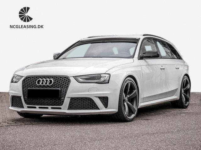 Audi RS4 4,2 FSi Avant quattro S-tr. 5d - 5.959 kr.