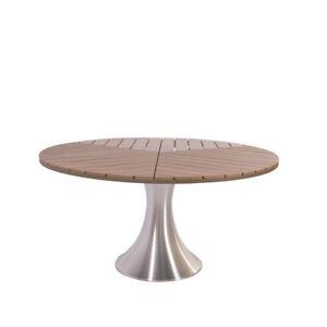 Das Bild Wird Geladen Gartentisch Sofia Rund Ca 150 Cm Esstisch Holztisch