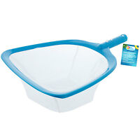 Economy Swimming Pool Leaf Skimmer Net With Ultra Fine Mesh, Clean Spa & Pond