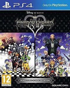 Kingdom Hearts HD 1.5 and 2.5 Remix (PS4) 651307175252
