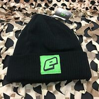 Planet Eclipse 2016 Prime Rollup Paintball Beanie - Black